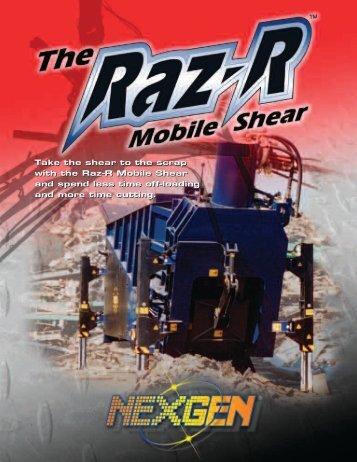 Raz-R Mobile Shear