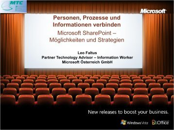 Content Management - MTC GmbH