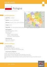 Fiche Pologne 2012 [PDF - 669 Ko ] - Veille info tourisme