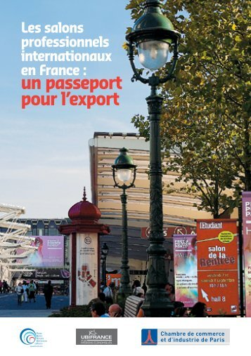 Guide des salons internationaux - Foires salon congrès