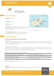 fiche pays - ILE-DE-FRANCE INTERNATIONAL