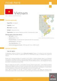 Vietnam - ILE-DE-FRANCE INTERNATIONAL