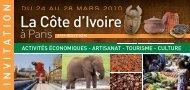 Du 24 au 28 mars 2010 - ILE-DE-FRANCE INTERNATIONAL