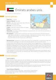 fiche Emirats - ILE-DE-FRANCE INTERNATIONAL