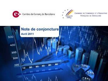 Note de conjoncture - CCI Puy-de-Dôme
