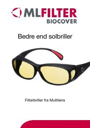 ML Bicover - On Sight Vision