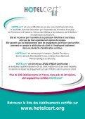 L'assurance d'une qualité de service pour des hôtels et hôtels ... - Page 2