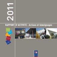 Rapport d'activité 2011.pdf - (CCI) de la Mayenne