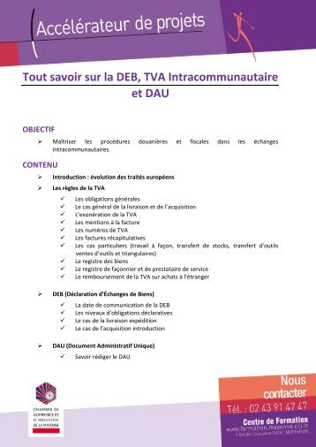 E5 - Tout savoir sur la DEB, TVA Intracommunautaire et DAU.pdf