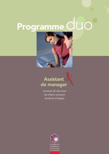 Programme ass manager.pdf - (CCI) de la Mayenne