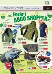 AGCO SHOPPEN