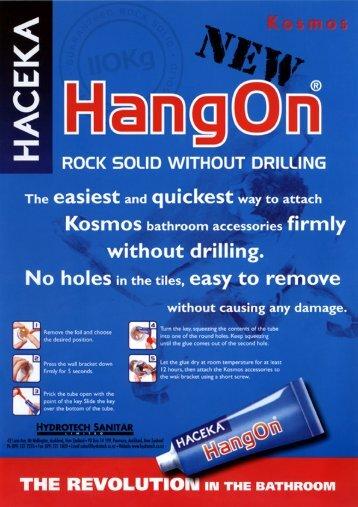 Haceka New HangOn - PDF 1.7 Mb