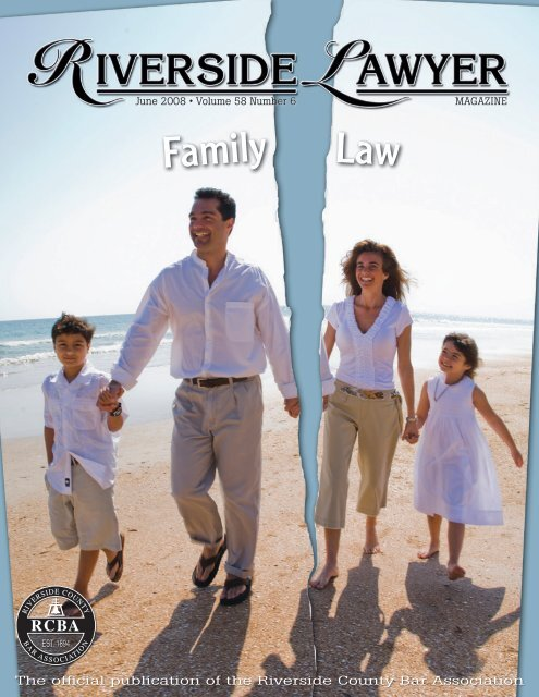 Family Family Law - Riverside County Bar Association
