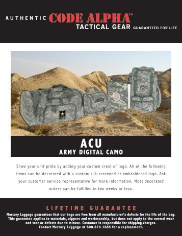 acu army digital camo - Code Alpha