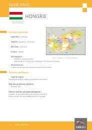 fiche Hongrie - ILE-DE-FRANCE INTERNATIONAL