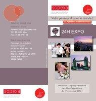 24H EXPO - Sopexa