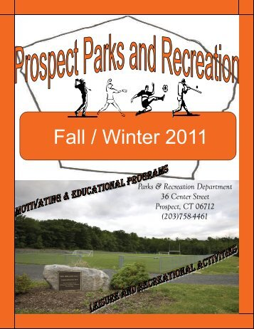Fall / Winter 2011 - Town Of Prospect