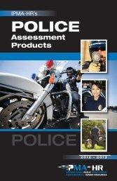 POLICE - International Personnel Management Association