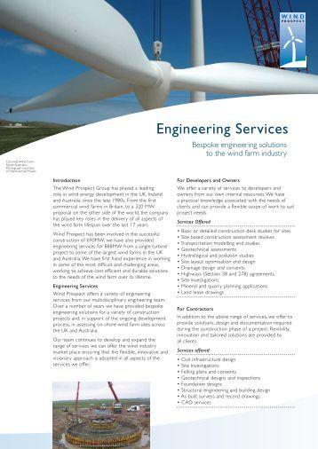 brett cuthbertson resume wind farm engineering services