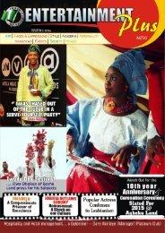 Entertainment Plus Magazine 2014 pages
