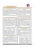 / L'INDONESIE / - ILE-DE-FRANCE INTERNATIONAL - Page 3