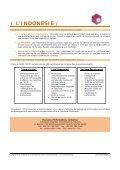 / L'INDONESIE / - ILE-DE-FRANCE INTERNATIONAL - Page 4