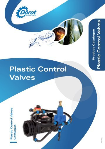 Plastic Valves Catalogue - Dorot Control Valves