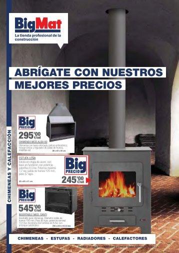 Calefacción - Almacenes Moreno