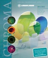 filter set ordering guide - Laser 2000