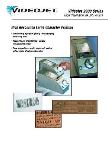 videojet excel 170i manual pdf