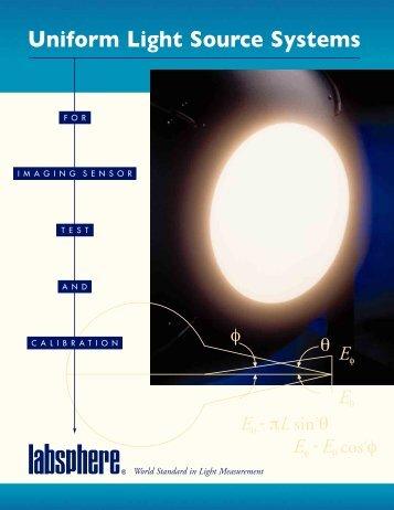 Uniform Light Source Systems - Laser 2000