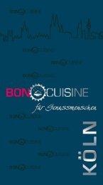 geht es zur Webausgabe! - bon cuisine