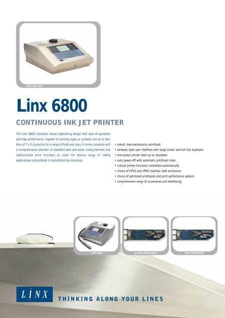 Linx 6800