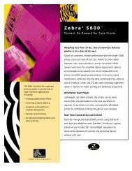 Zebra Stripe Series - Dsh
