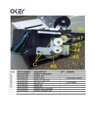 item part number description qty remark c 86.va324.6r0 screw t3x6 ...
