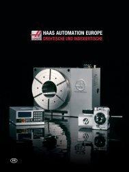 HAAS AUTOMATION EUROPE - Teximp SA