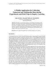 A Mobile Application for Collecting Numerical and Multimedia Data ...