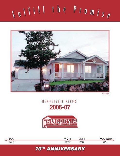 2006-07 - California Manufactured Housing Insute on 2000 skyline mobile home floor plans, 2005 fleetwood mobile home floor plans, 2007 fleetwood mobile home floor plans, 2006 fleetwood mobile home floor plans,