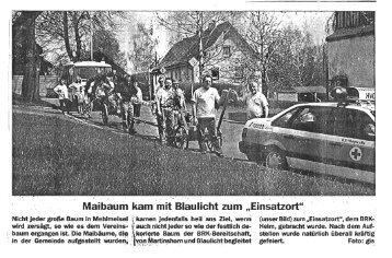 2001 - Mehlmeisel