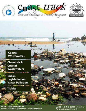 Coastal Wastewaters Chemicals in Coastal Wastewaters Indian ...