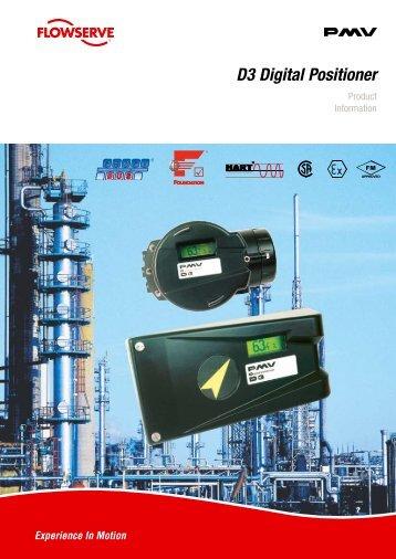 D3 Brochure EN - PMV Positioners