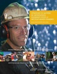 Rapport de rendement 2012-2013 - MiHR
