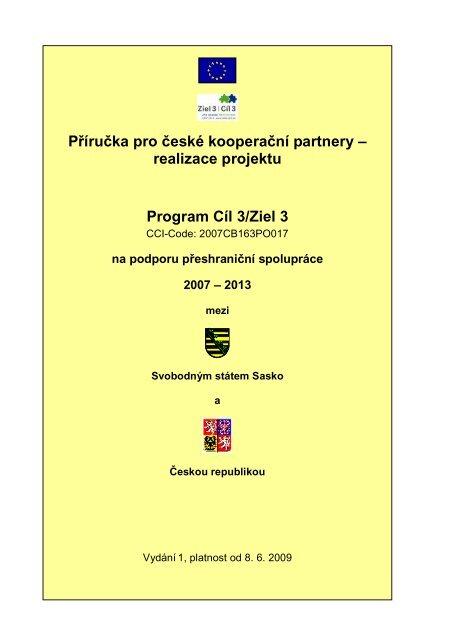 2009-06-07 PPP - final - bez revizí - Ziel 3