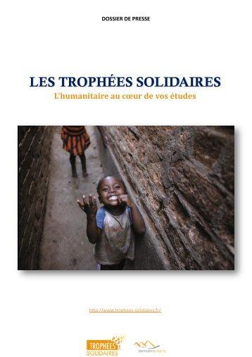 LES TROPHÉES SOLIDAIRES - Portail Humanitaire