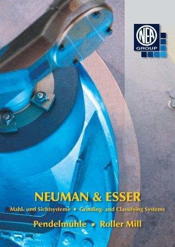 Die Pendelmühle - Neuman & Esser