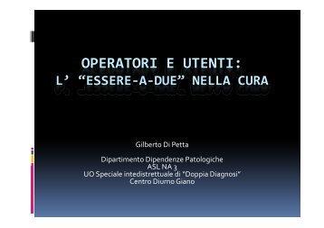 operatori e utenti: l - Ce.Do.S.T.Ar.
