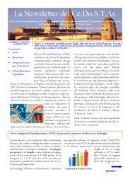 Newsletter n 27 - Cedostar