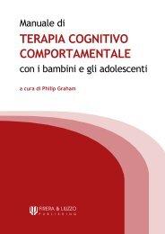 terapia cognitivo comportamentale con i bambini e le ... - Educazione.it