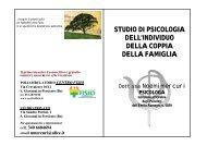 Psicologa - Centro Fisio