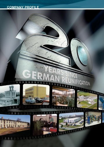 Company profilE - Neuman & Esser